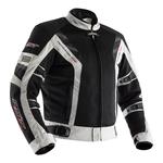 RST Pro Series Ventilator 5 CE Textile Jacket - Silver / Black
