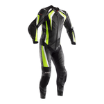 RST R-18 One Piece Suit - Flo Yellow