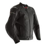 RST R-Sport CE Leather Jacket - Black