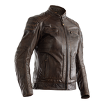 RST Roadster 2 Ladies CE Leather Jacket - Brown