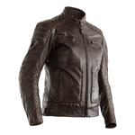 RST Roadster 2 Ladies CE Leather Jacket - Brown