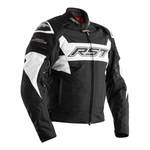RST Tractech Evo R Textile Jacket - White