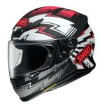 Shoei NXR Motorcycle Helmet - Variable TC-1