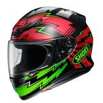 Shoei NXR Motorcycle Helmet - Variable TC-4