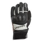 RST Adventure CE Gloves - Silver / Black