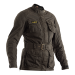 RST Classic TT ¾ Ladies Wax Jacket - GreenRST Classic TT ¾ Ladies Wax Jacket - Green