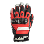 RST Freestyle CE Gloves - Black / Red