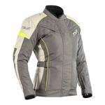 RST Gemma 2 Ladies CE Jacket - Gunmetal / Flo Yellow