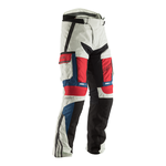 RST Pro Series Adventure 3 CE Trousers - Ice / Blue / Red