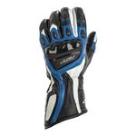 RST R-18 Semi-Sport CE Gloves - Black / Blue