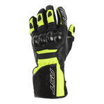 RST Rallye CE Gloves - Black / Flo Yellow