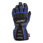 RST Storm Waterproof CE Gloves - Blue