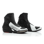 RST Tractech Evo 3 CE Short Boot - Black / White