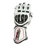 RST Tractech Evo R CE Gloves - White / Black