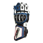 RST Tractech Evo R CE Gloves - White / Black / Blue