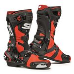 Sidi Rex Motorcycle Boots Flo Red / Black