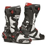 Sidi Rex Motorcycle Boots White / Black