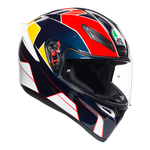 AGV K1 Pitlane - Blue / Red / Yellow