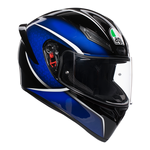 AGV K1 Qualify - Black / BlueAGV K1 Qualify - Black / Blue