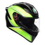 AGV K1 Qualify - Black / Lime