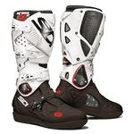 Sidi Crossfire 2 SRS Boots White / Black