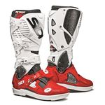 Sidi Crossfire 3 SRS Boots Black / Red / White