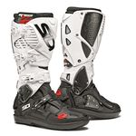 Sidi Crossfire 3 SRS Boots Black / White