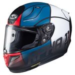 HJC RPHA 11 Quintain - Red, White and Blue | HJC RPHA 11 Helmet | Two Wheel Centre