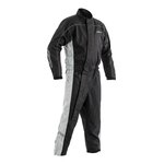 RST Hi Vis Waterproof Suit - Black / Grey