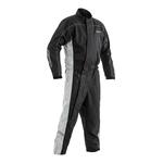 RST Hi Vis Waterproof Suit - Black / Grey