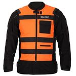 Weise Flare Reversible Motorcycle Vest