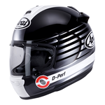 Arai Debut Page - Silver | Arai Helmets at Two Wheel Centre
