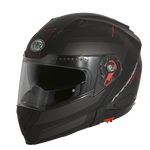 Premier Delta - Matt Black / Red