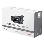 Sena 10C Pro Bluetooth Full HD Camera and Bluetooth Comm System
