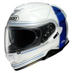 Shoei GT Air 2 Sports Touring Motorcycle Helmet - Crossbar TC-2