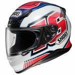 Shoei NXR Cluzel Motorcycle Helmet