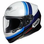 Shoei NXR Motorcycle Helmet - Philosopher TC-2