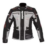 Spada Ascent CE Textile Jacket - Black / Grey