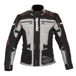Spada Ascent CE Textile Jacket - Black / Grey