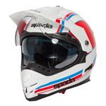 Spada Intrepid Delta - White / Red / Blue