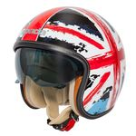 Spada Raze Royalty - Red / White / Blue | Spada Helmets at Two Wheel Centre | Free UK Delivery