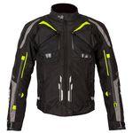 Spada Urbanik CE Textile Jacket - Black / Fluo