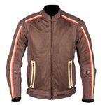 Spada Utah Winds Vented Textile Jacket - Brown