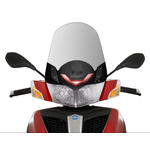 Piaggio MP3 Yourban (LT) Large Windscreen Kit