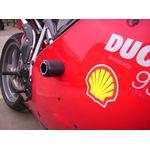 R&G Crash Protectors - Ducati 996R (2000-2001)
