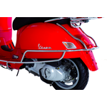 Vespa GTS / GTS Super Chrome Rear Protection