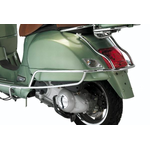 Vespa GTV Chrome Rear Protection