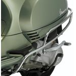 Vespa LXV Chrome Rear Protection