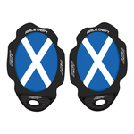 RST Flag Series Knee Sliders - Saltire