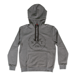 RST Clothing Co Hoodie - Slate / Black